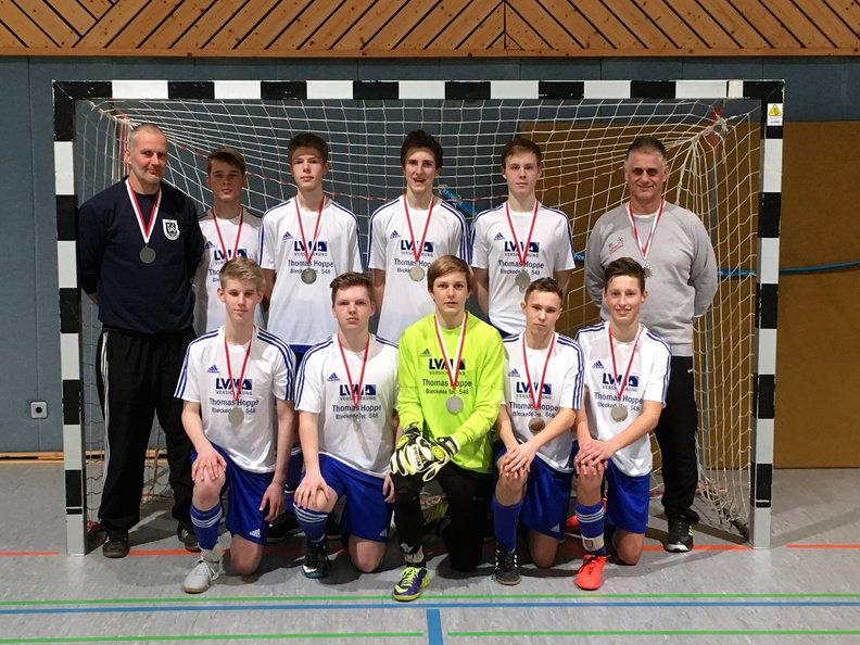 Futsal Bezirks- und Niedersachsenmeisterschaft