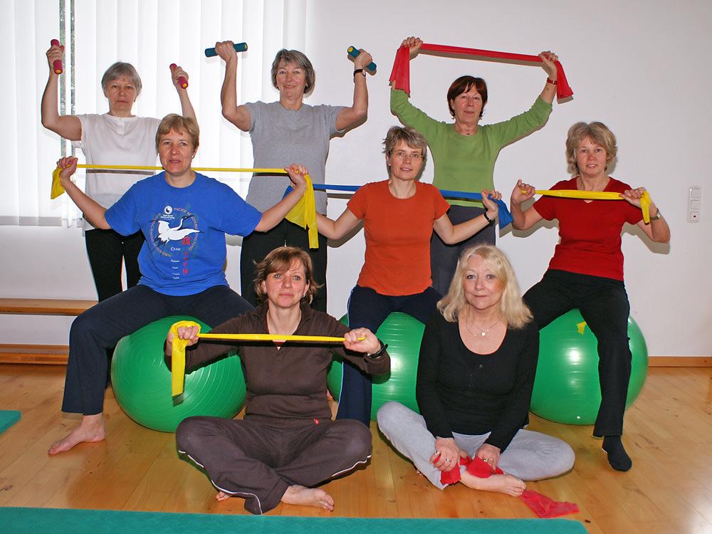 Yoga-Pilates 50+