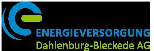 Logo Energieversorgung Dahlenburg-Bleckede AG