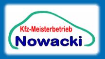 Kfz-Meisterbetrieb Nowacki Logo