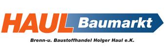 Logo HAUL Baumarkt