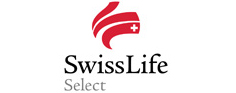 Logo Artur Koch, Swiss Life Select