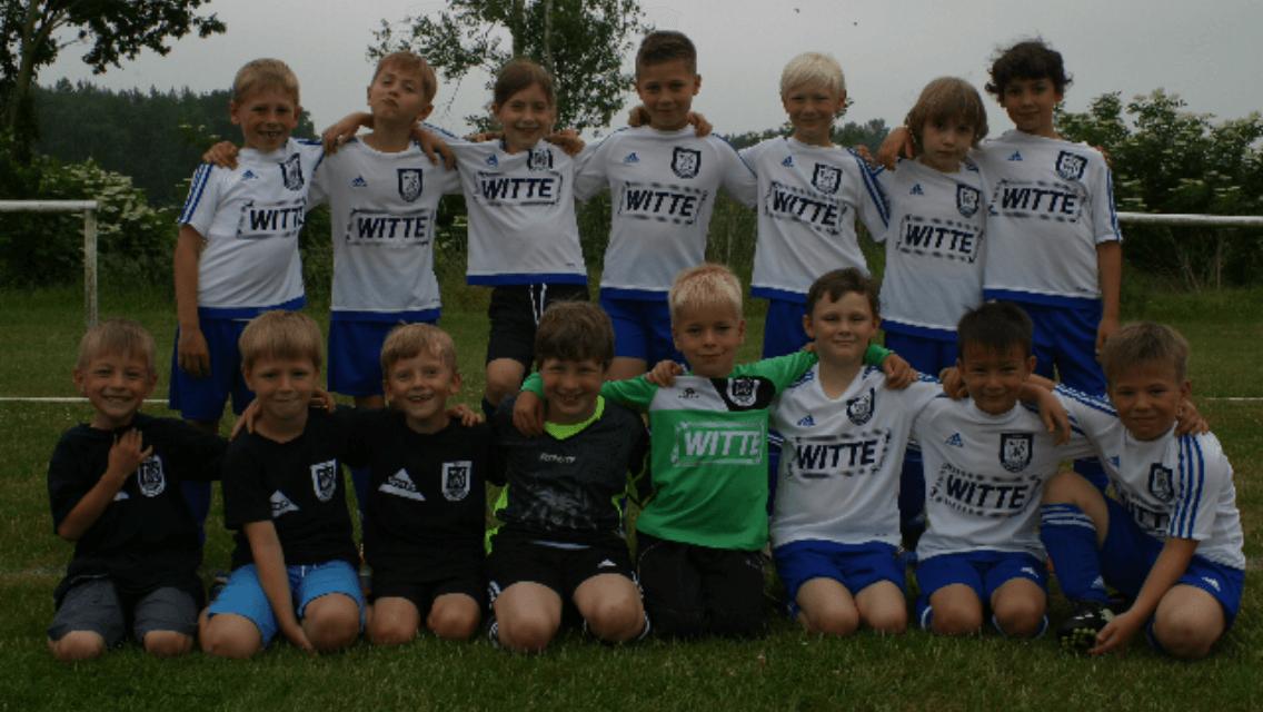 TuS Barskamp Fußball Jahrgang 2010