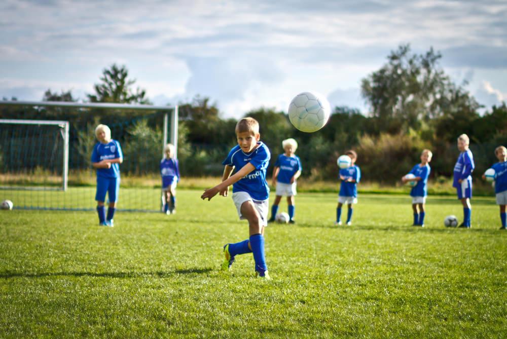Fußball Gruppen im TuS Barskamp