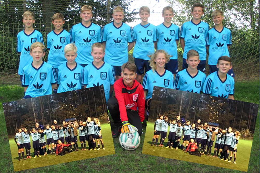 TuS Barskamp Fußball Jugend