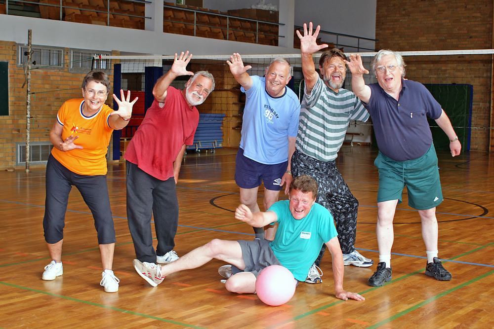 Sportangebote Gesundheitssport im TuS Barskamp