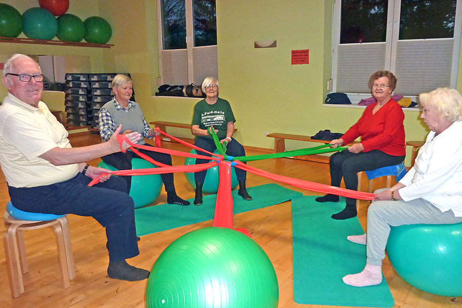 Sportangebote Rehabilitation im TuS Barskamp